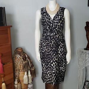 GUCCI SILK DRESS (print)